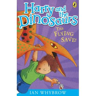 Harry and the Dinosaurs: The Flying Save! (Bog, Paperback / softback)