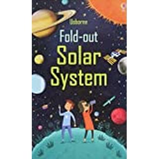 Fold-Out Solar System (Bog, Board book)