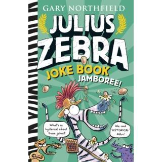Julius Zebra Joke Book Jamboree (Bog, Paperback / softback)