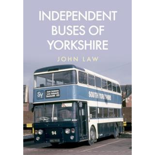 Independent Buses of Yorkshire (Bog, Paperback / softback)