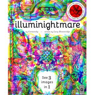 Illuminightmare: Explore the Supernatural with Your... (Bog, Hardback)