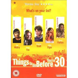 Things To Do Before You're 30 (DVD)