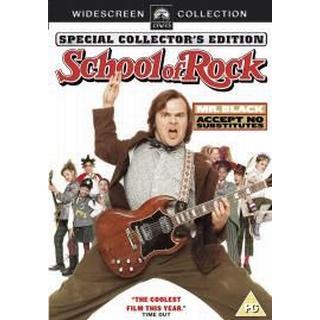School Of Rock (DVD) (Sell Through)