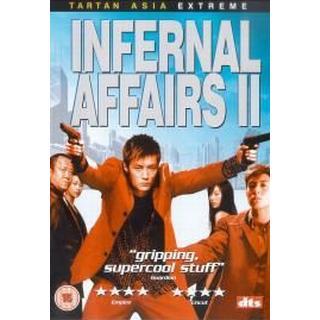 Infernal Affairs II (Subtitled) (Wide Screen) (DVD)