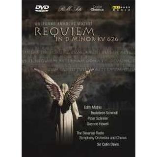 Mozart: Requiem In D Minor KV 626 (DVD)