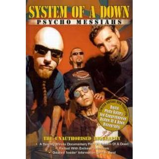 System Of A Down - Psycho Messiahs - The Unauthorised Biography (DVD)