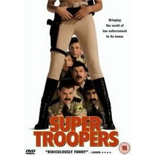 Super Troopers (DVD) (Sell Through) (Wide Screen)
