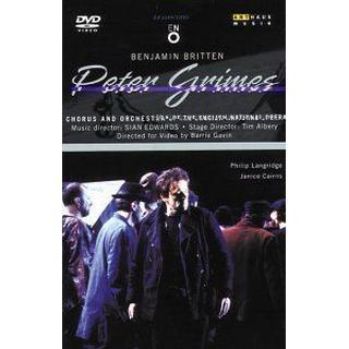 Peter Grimes - Benjamin Britten (DVD) (Wide Screen)