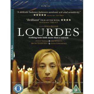 Miraklet i Lourdes (Blu-ray)