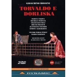 Torvaldo E Dorliska (DVD)
