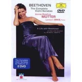 Violinsonater Kompl (DVD)