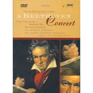 Symfoni 7/pianokonsert 1 Mm (DVD)