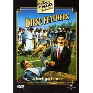Horse Feathers - Fyra farliga friare