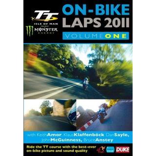 TT 2011 On-Bike Laps Vol. 1 DVD