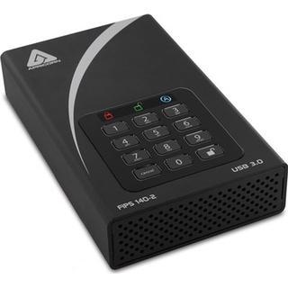 Apricorn Aegis Padlock DT 4TB USB 3.0