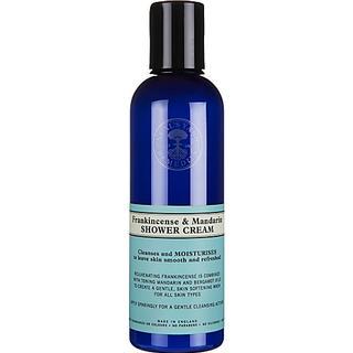 Neal's Yard Remedies Frankincense & Mandarin Shower Cream 200ml
