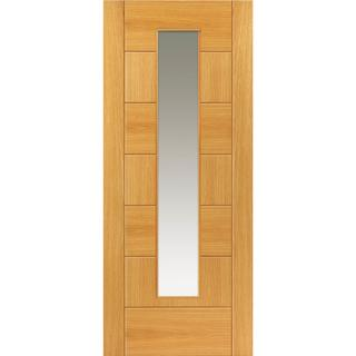 JB Kind Sirocco Glazed Pre-finished Interior Door (83.8x198.1cm)