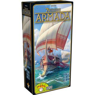 Repos Production 7 Wonders Armada