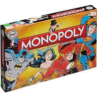Winning Moves Ltd Monopoly: DC Comics
