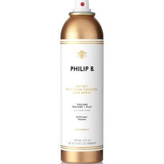 Philip B Jet Set Precision Control Hair Spray 260ml