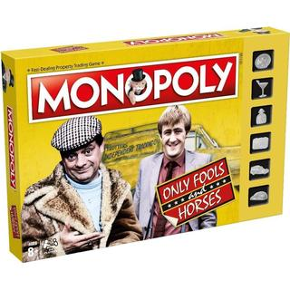 Winning Moves Ltd Monopoly: Only Fools & Horses Edition
