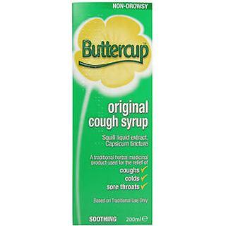 Buttercup Original Cough 200ml