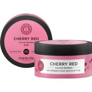 Maria Nila Colour Refresh #6.62 Cherry Red 100ml
