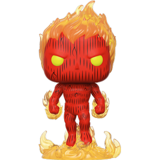 Funko Pop! Marvel Comics Human Torch