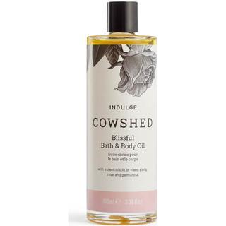 Cowshed Indulge Blissful Bath & Body Oil 100ml