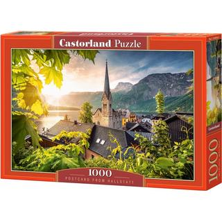 Castorland Postcard from Hallstatt 1000 Pieces