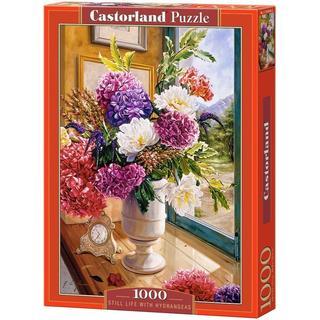 Castorland Still Life with Hydrangeas 1000 Pieces