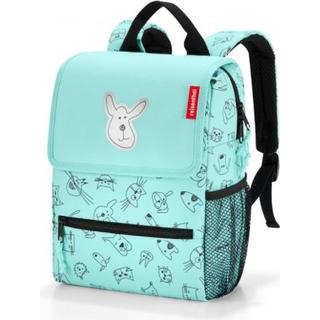 Reisenthel Backpack - Cats and Dogs Mint