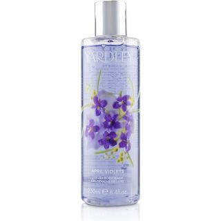 Yardley April Violets Luxury Body Wash 250ml