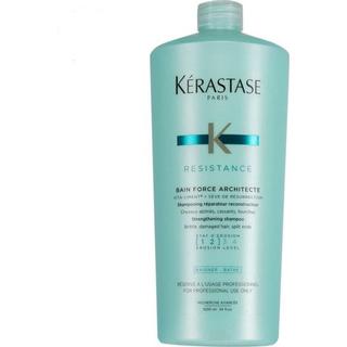 Kérastase Resistance Bain Force Architecte Shampoo 1000ml
