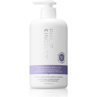 Philip Kingsley Pure Blonde Booster Colour-Correcting Weekly Shampoo 500ml
