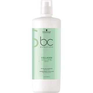 Schwarzkopf BC Collagen Volume Boost Micellar Shampoo 1000ml