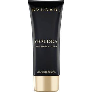 Bvlgari Goldea the Roman Night Shower Gel 100ml