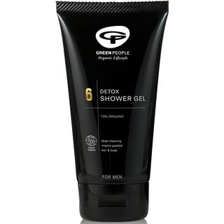 Green People No. 6 Detox Shower Gel 150ml