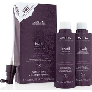 Aveda Invati Advanced Scalp Revitalizer 150ml 2-pack Refill