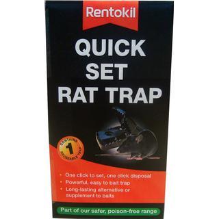 Rentokil Quick Set Rat Trap