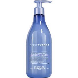 L'Oreal Paris Serie Expert Blondifier Gloss Shampoo 500ml