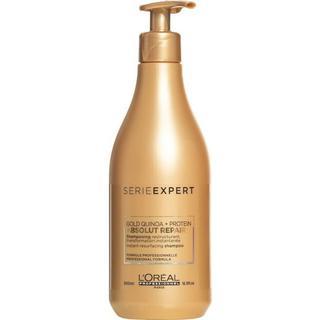 L'Oreal Paris Serie Expert Absolut Repair Gold Quinoa + Protein Shampoo 500ml