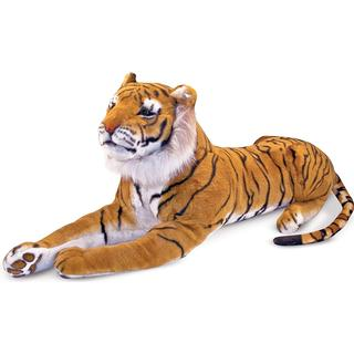 Melissa & Doug Tiger Giant Stuffed Animal 51cm