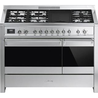 Smeg A3-81 Stainless Steel