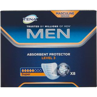 TENA Men Absorbent Protector Level 3 8-pack