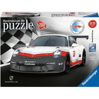 Ravensburger Porsche GT3 Cup 3D Puzzle 108 Pieces