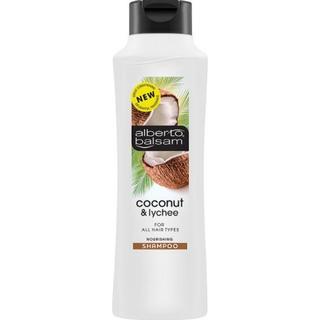 Alberto Balsam Coconut & Lychee Shampoo 350ml