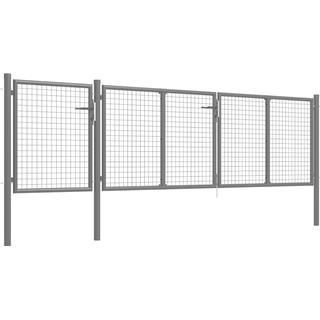 vidaXL Garden Gate 400x100cm