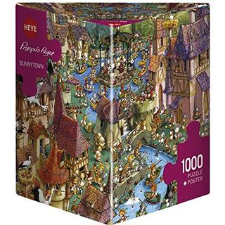 Heye Bunnytown 1000 Pieces