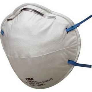 3M Disposable Respirator FFP2 Unvalved 8810 20-pack